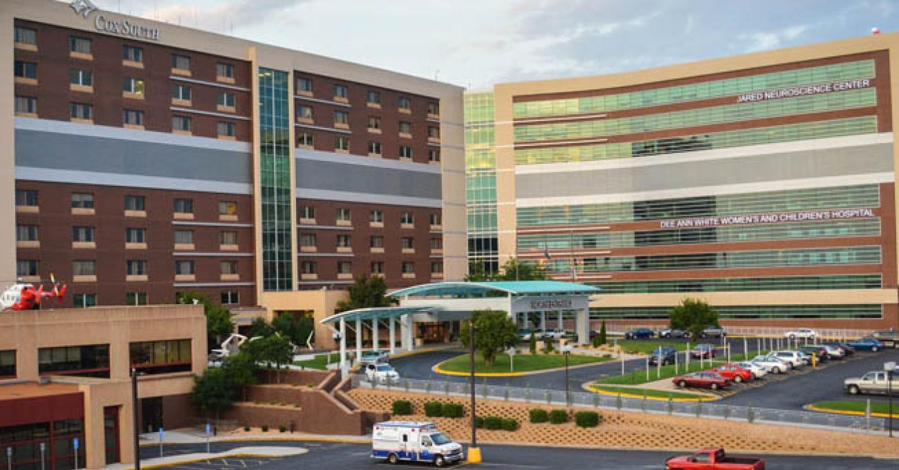 CoxHealth: Cox Medical Center South