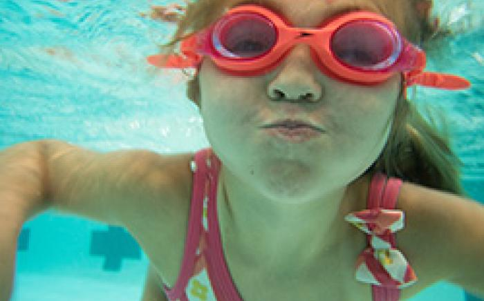 Epilepsy Should Never Interrupt Swim Class - Elsie Lastrina