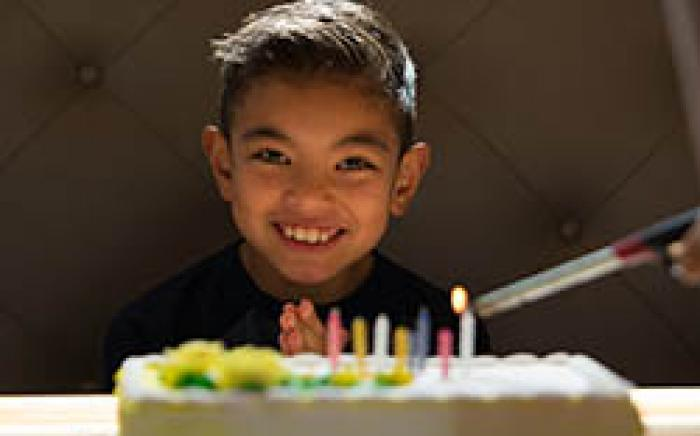 Epilepsy Should Never Interrupt a Birthday - Jakrii Pearson
