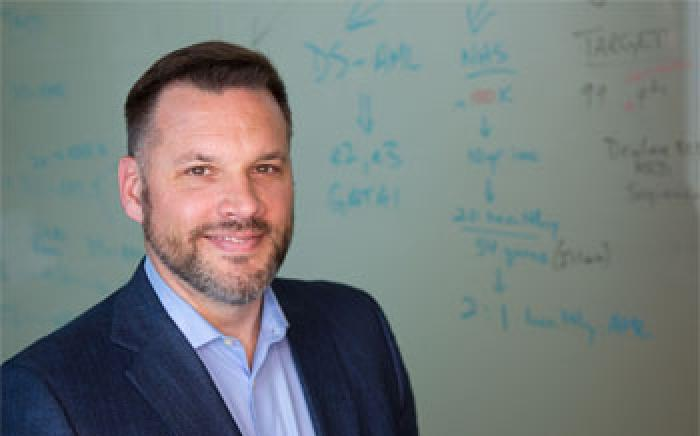 Todd Druley, MD, PhD, awarded Quantum Award