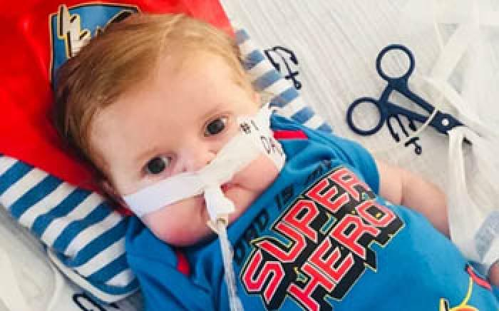 Missouri 5-Month-Old Survives Heart-Lung Transplant