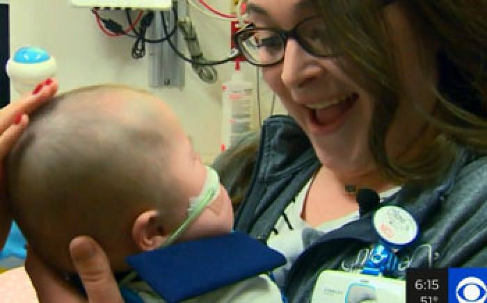 Leap day babies! St. Louis Children's Hospital Employee Celebrate 7th Birthday