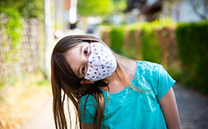 Foolproof Ways to Keep Kids' Masks On