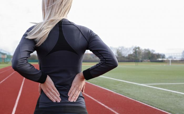 Back Pain in Young Athletes: Why It Happens and What to Do